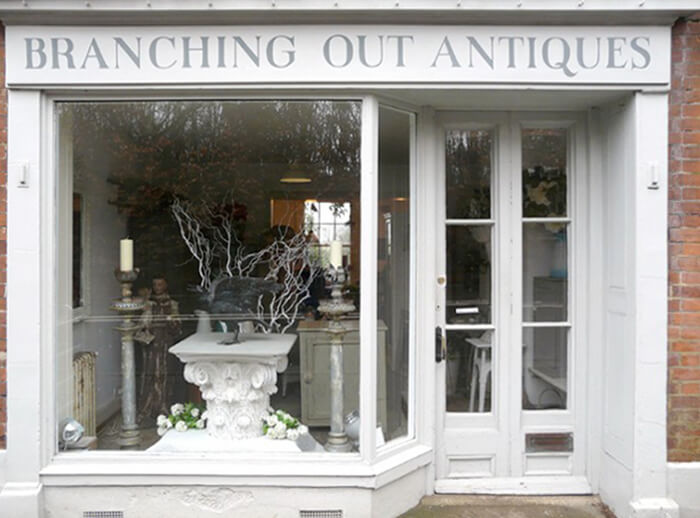 Branching Out Antiques